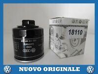 Oil Filter Original VOLKSWAGEN Golf 5 1.4 FSI 2003 Audi A2 1.4 2000