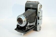 Zeiss Mess-Ikonta 524/2 Folding Camera for 6x9cm on Roll Film - f3.5 Novar Lens