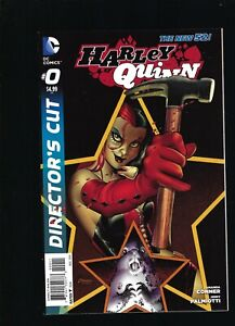 Harley Quinn Vol 2 #0 Cover E Directors Cut 1st Ptg 2014 FIRST BERNIE BEAVER NM+