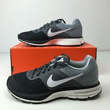 Nike Air Pegasus + 30 baskets femme running noir chaussure de formation 3 uk rrp £ 95