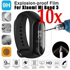 For Xiaomi Mi Band 3 Explosion-proof Full cover Clear Screen Protector Film