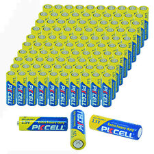 120pcs R6P 1.5V AA Battery Super Heavy Duty Double A Batteries PKCELL USA