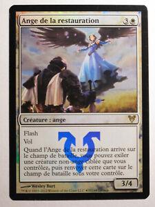 Restoration Angel Foil promo    MTG Magic Francais