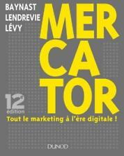 mercator   tout le marketing à l'ère digitale ! (12e édition) Baynast  Arnaud De