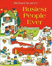 Busiest People Ever by Richard Scarry (Paperback, 2013)