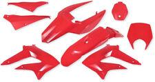 Verkleidungsset Verkleidung für Derbi Senda DRD Gilera SMT RCR in Rot