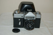 Prinzflex (Zenit-B) Vintage Soviet SLR Camera, Industar Lens. 73031791. UK Sale