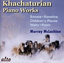 Murray McLachlan, A. Khachaturian - Piano Music [New CD]