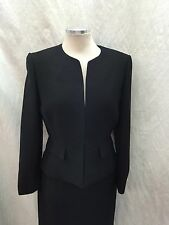 TAHARI BY ARTHUR LEVINE SKIRT SUIT/SIZE 14P/RETAIL$280/LINED/NEW WITH TAG/PETITE