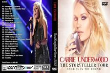 Carrie Underwood 2017 Storytellers Tour Live DVD