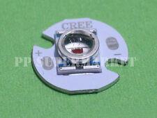 Cree XRE Q5 1-3W Orange 600-605nm Light LED Emitter Chip with 16mm star Base