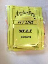 AIRFLO FLOATING WF-8-F  FLY LINE ORANGE