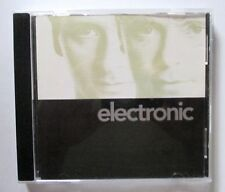 Electronic - 1993 REMASTERED UK CD - Parlophone - CDPRG 1012 - New Order, Smiths