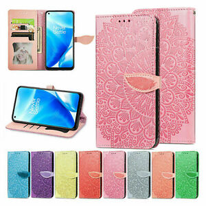 For T-Mobile REVVL V+ 5G Plus Shockproof Embossed Leather Wallet Flip Case Cover