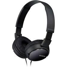 Sony MDR-ZX110B HEAD ON, Kopfhörer, schwarz