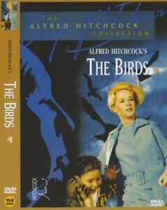 The Birds (1963) Alfred Hitchcock / Rod Taylor DVD NEW *FAST SHIPPING*