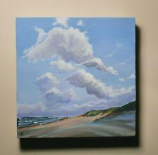 Acryl Bild handgemalt original Gemälde Holzleinwand 20x20cm Dekoration Deko
