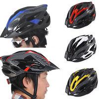 Bicycle Helmet Bikes Cycling Adult Adjustable Unisex Safety Helmet with Visor