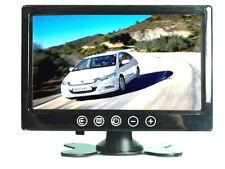 MONITOR PER VIDEOSORVEGLIANZA DA 9'' POLLICI TFT LCD TOUCH BUTTON