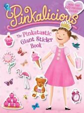 Pinkalicious: The Pinkatastic Giant Sticker Book (Paperback or Softback)