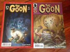 The Goon  #19 2007 #26 #29 2008 first issue 2010 reprint