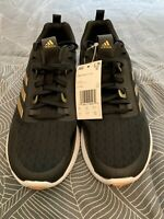 New Adidas Running Edgebounce 1.5 Black Gold Colorway Womens Size 10. Offers