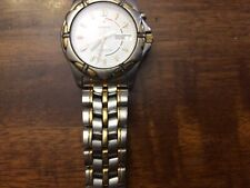 Vintage Men's Seiko Kinetic Sports 50 Day / Date Wristwatch
