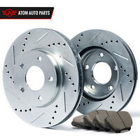 (Rear) Rotors w/Ceramic Pads Performance Brakes (1988 - 1996 Chevy Corvette)