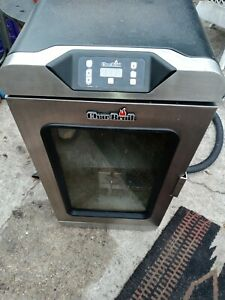 Char-Broil 725 Digital Electric Smoker - Silver