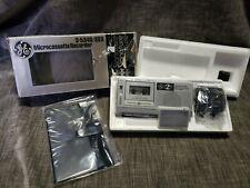 General Electric Model 3-5340A micro cassette recorder w/ case