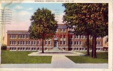 1951 MEMORIAL HOSPITAL, ANTIGO, WIS.