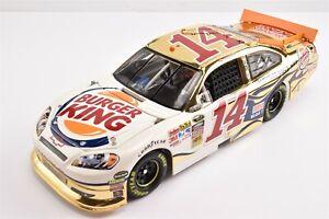 2011 Tony Stewart #14 Elite Burger King GOLD 1/24 Diecast Car
