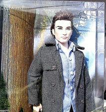 EDWARD First Edition Twilight Vampire Goth Breaking Dawn 1 Barbie Ken Doll R4161