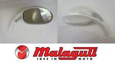 Specchietto retrovisore rearview mirror  MALAGUTI F12 F15 destro right bianco wh