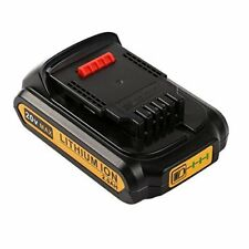 20v 2.0Ah Lithium Replacement Battery for Dewalt MAX Premium XR DCB201 202 Tool