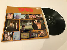 "The Who ""Direct Hits"" Track Record ‎ 612 006 LP 1968 A1/B1 - RARE PRESSING 1966"