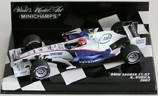 WOW EXTREMELY RARE BMW Sauber F1.07 Kubika Montreal 2007 1:43 Minichamps