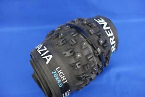 "New Terrene Wazia Light Studded 26"" x 4.0"" Fat Bike Tire, Tubeless Ready"