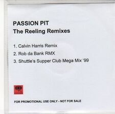 (EQ381) Passion Pit, The Reeling Remixes - DJ CD