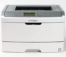 Lexmark Drucker E460DN Laserdrucker mit Netzwerk und Duplex gebraucht