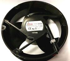ETRI 354DZ-2LM11-000 4300RPM Axial 24VDC Cooling Fan 354DZ2LM11000