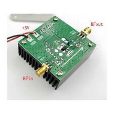 1G 1W Power Amplifier Board w/ Heat Sink for BTS Transceivers TQP7M9103
