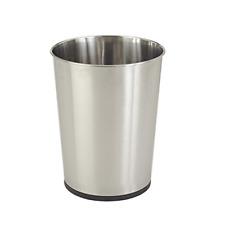 Bath Bliss Trash Can-5-Liter Wastebasket Perfect for Bathroom, Bedroom, Offic.