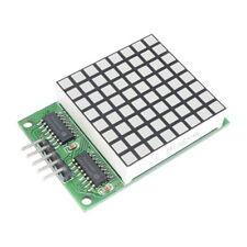 8*8 Matrix Red LED Display Dot 74hc595 Driver Module For Arduino UNO MEGA2560