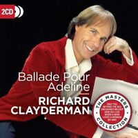RICHARD CLAYDERMAN : BALLAD POUR ADELINE - BRAND NEW & SEALED CD**
