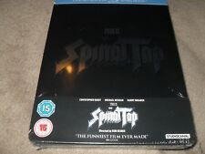 This is Spinal Tap Rare Up to 11 Region B (READ!) BRAND NEW Steelbook Blu-ray
