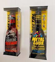 METAL LUBE Pack fórmula motores tratamiento gasolina limpia inyectores  ITV Adit