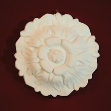 Ceiling Rose Plaster Period for Hallways Kitchens Bathrooms Bedrooms renovations