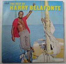HARRY BELAFONTE  (2LP 33 Tours) THE BEST OF   22 TITRES