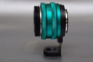 "2/3"" B4 Mount Lens to Canon EOS M  with built in 2X glass adjustable adapter"
